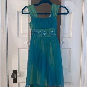 Girls My Michelle size 10 formal dress